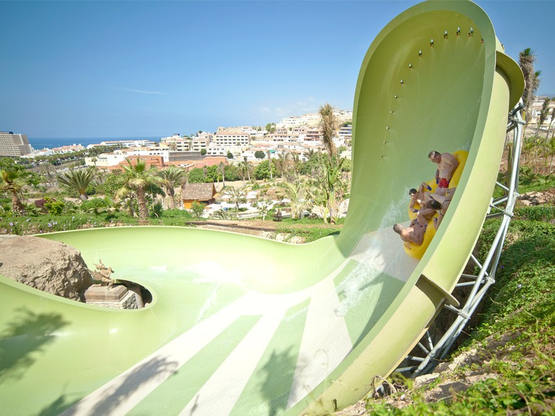 Kinnaree Waterslide Siam Park Have you been to Siam Park?