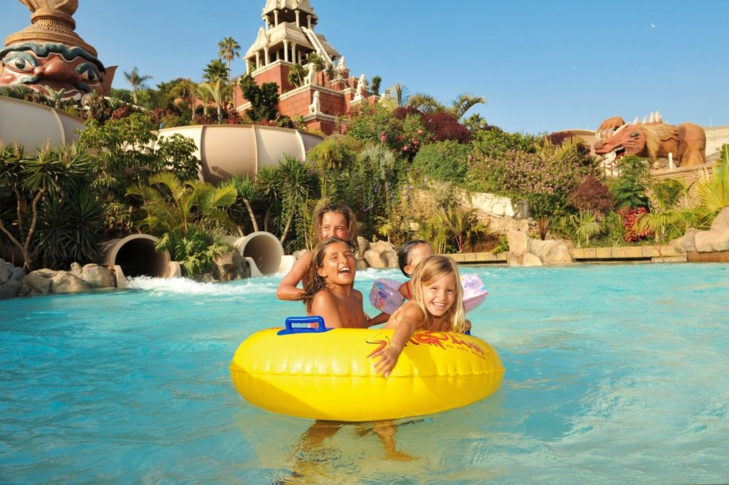 Mai Thai Lazy River Siam Park1 Have you been to Siam Park?
