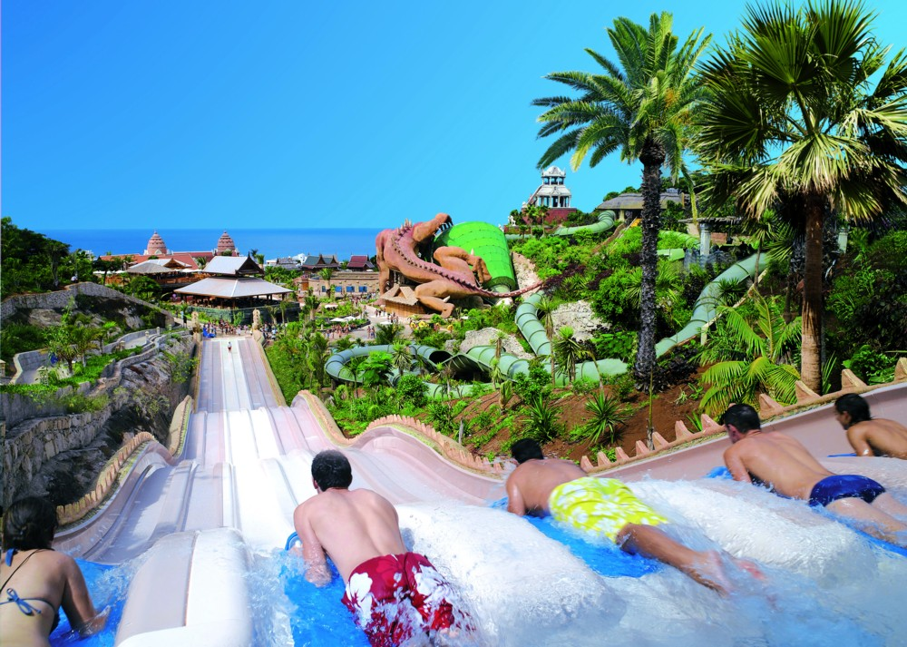 Naga Racer Siam Park Have you been to Siam Park?