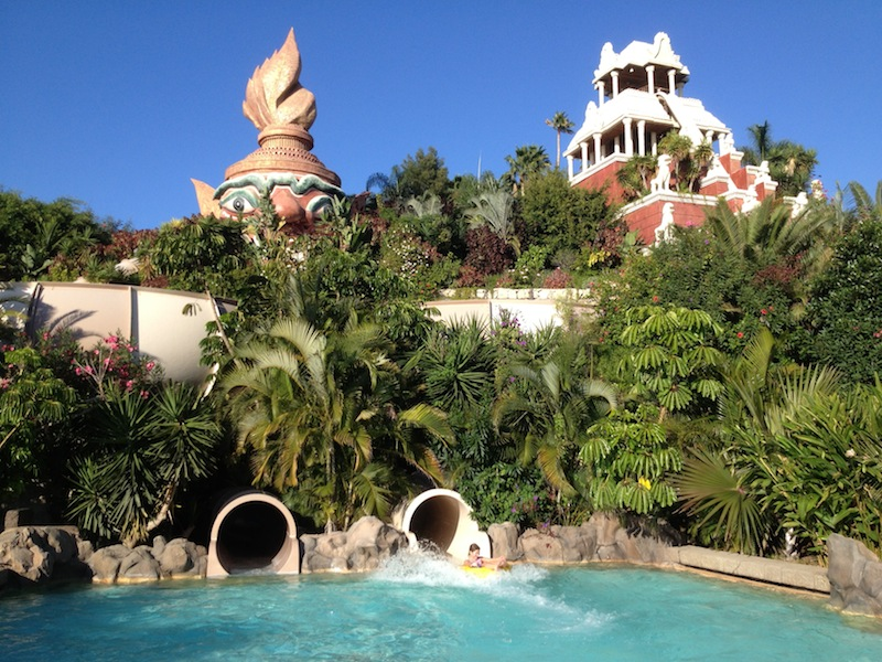 The Giant Siam Park1 Have you been to Siam Park?