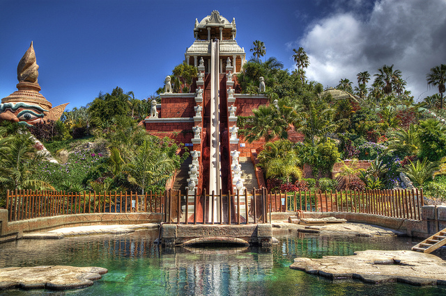 Tower of Power Siam Park1 Have you been to Siam Park?