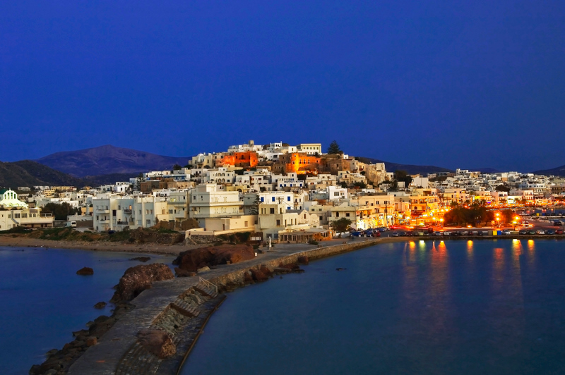 Naxos Greek Island Hopping