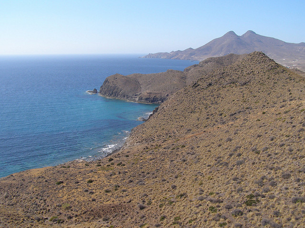 The natural beauty of the Costa Almeria