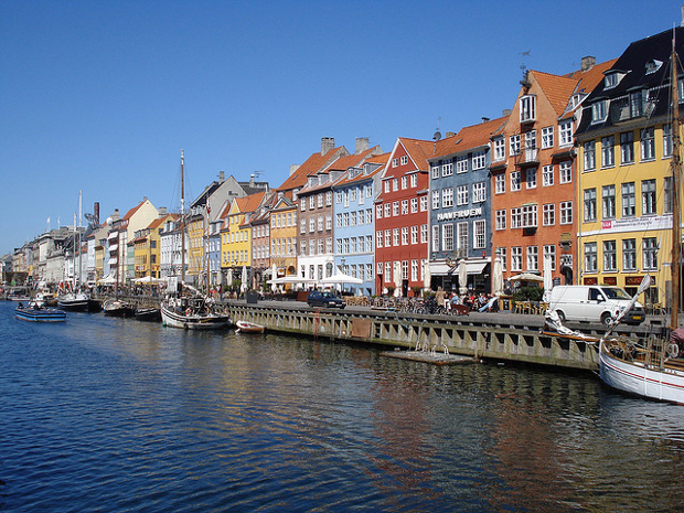 Denmark emerged as the happiest country in the world