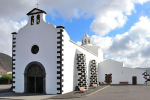 Lanzarote church
