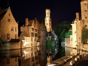 bruges, city breaks