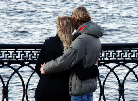 Couple, romantic city breaks