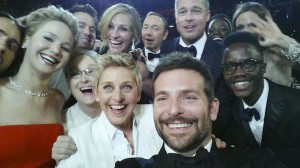 Under first Para selfie 5 ellen