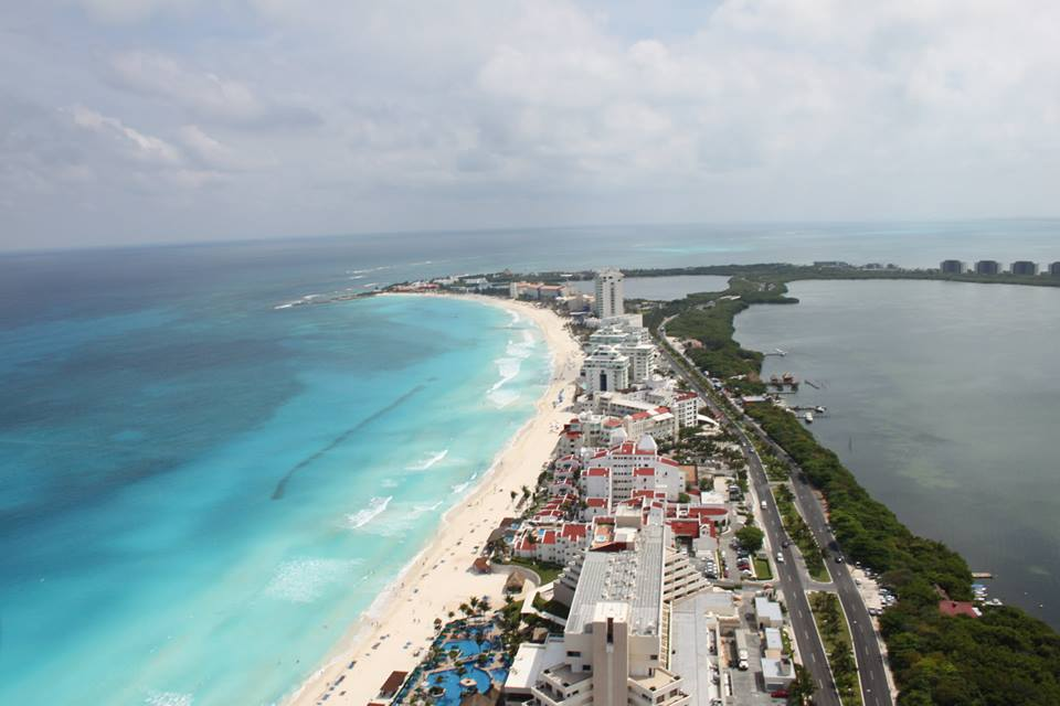 Cancun Beach 1