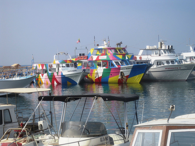 Party Boat Ayia Napa