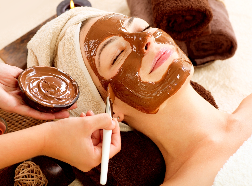 chocolate facemask