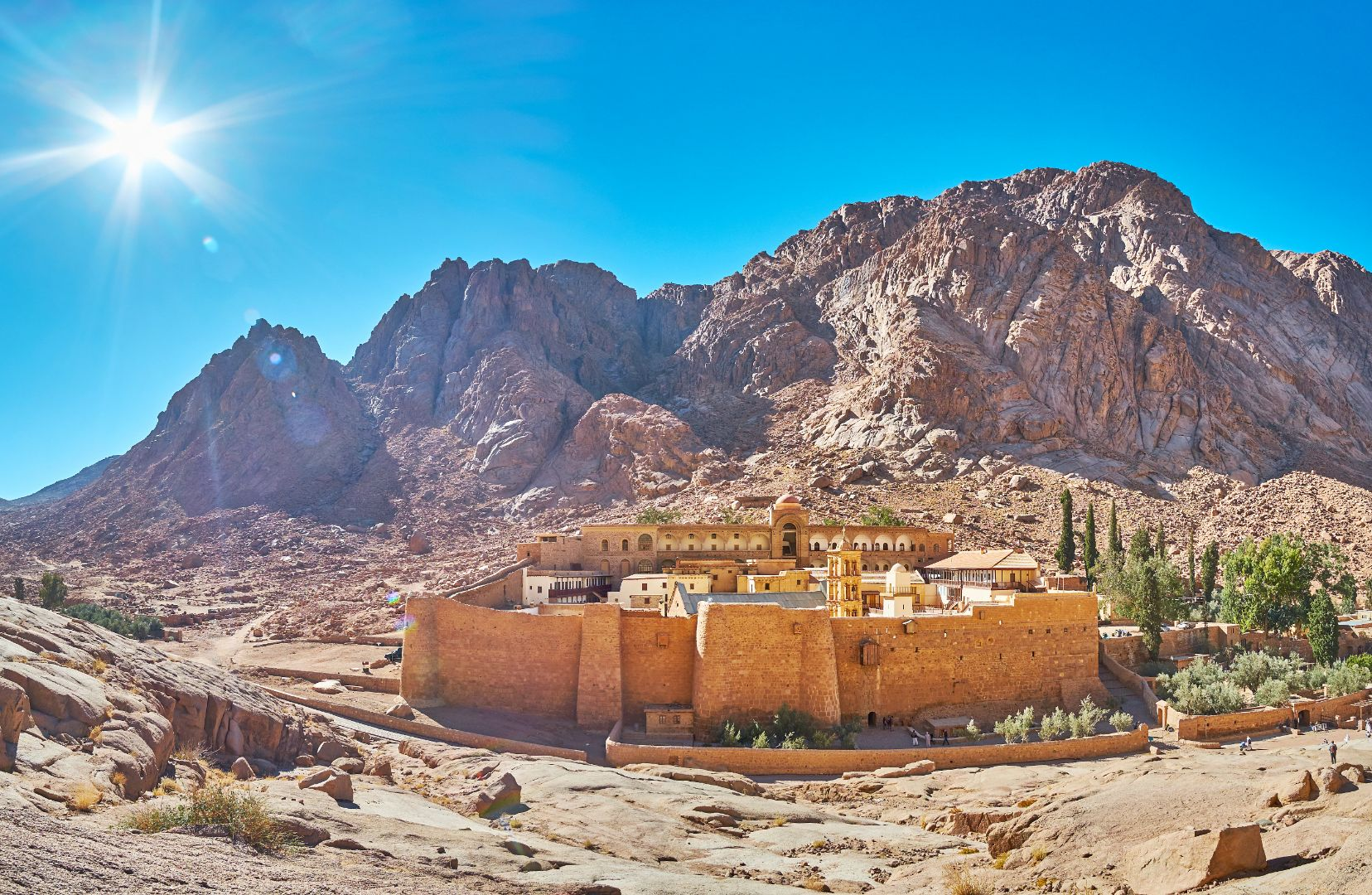 Why Visit St Catherine's Monastery in Sharm El-Sheikh
