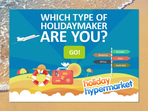 What type of holidaymaker are you?