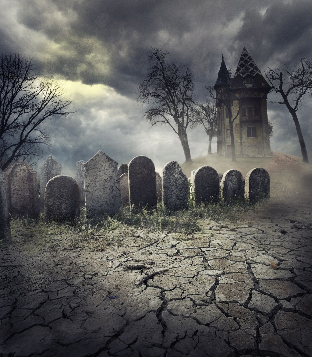 The Scariest Places In The World