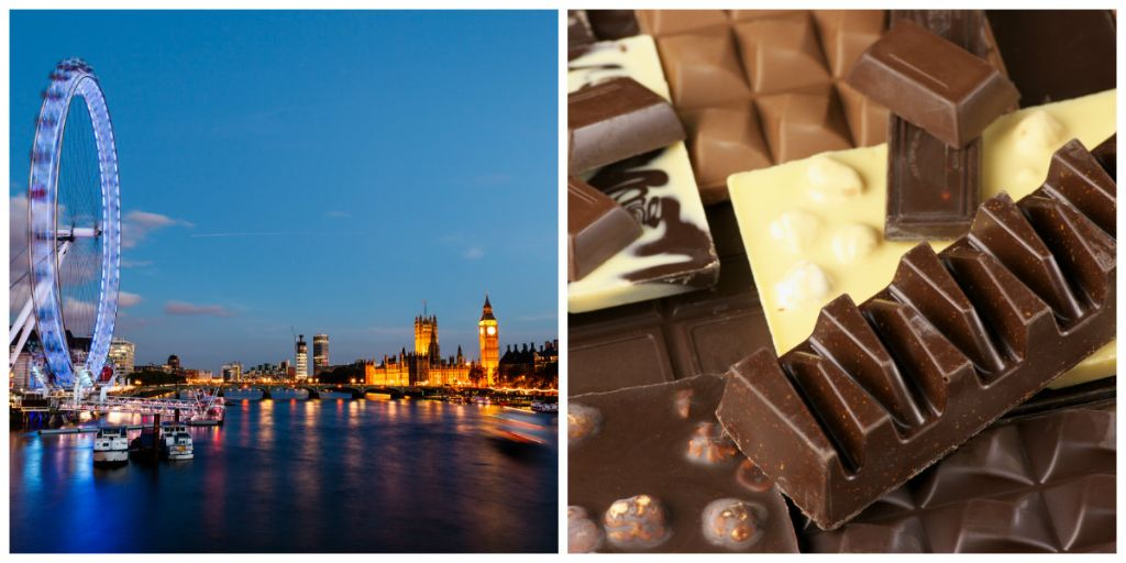 London & Chocolate