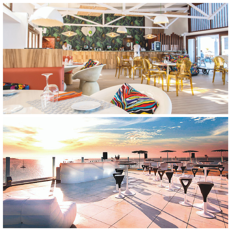 Hard Rock Hotel Ibiza - restaurant and bar