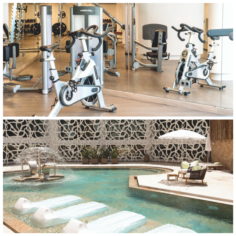 Hard Rock Ibiza - spa and gym