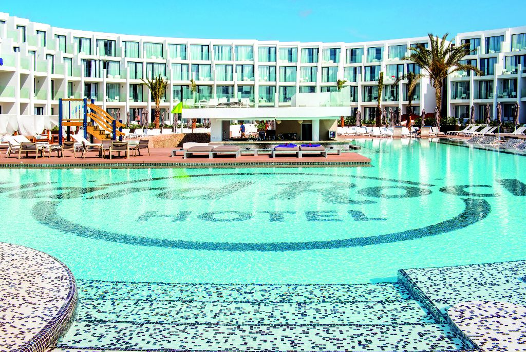 Hard Rock Ibiza pool