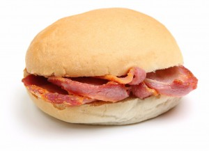 Bacon Bun