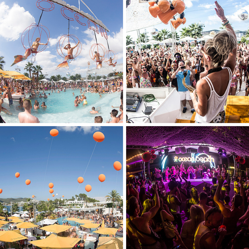 Party Island Beach: It's All About Ibiza: 6 Island Shindigs That You Need To