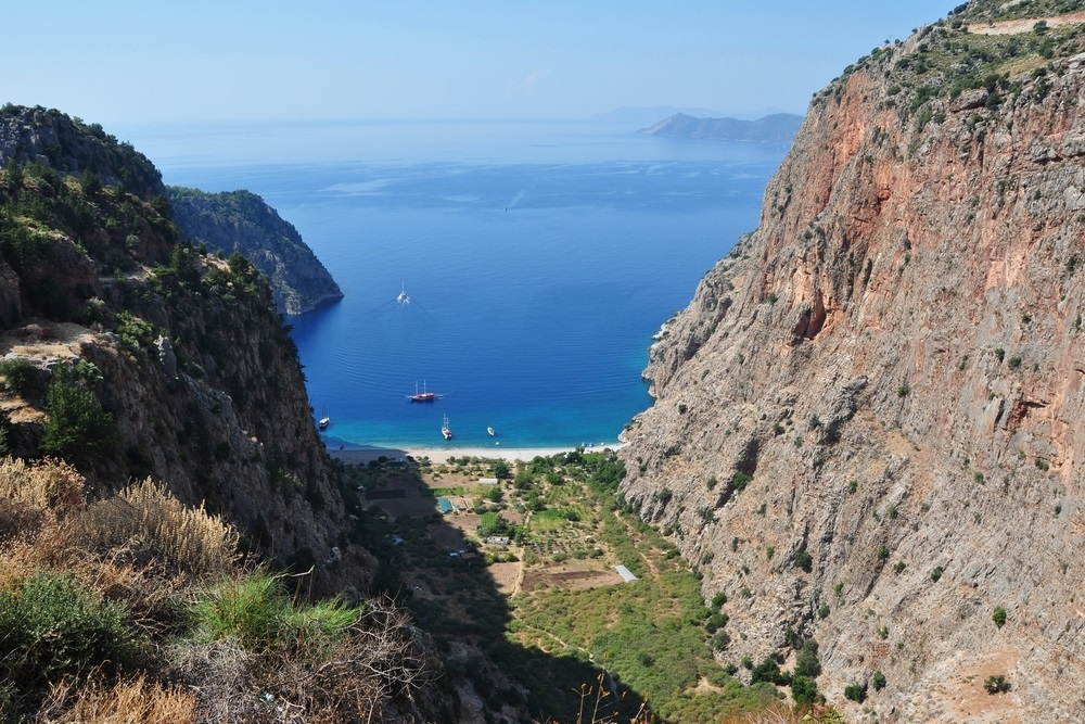 Butterfly Valley Dalaman
