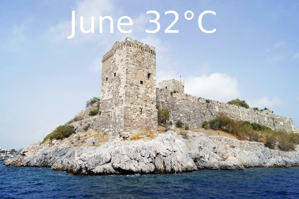 Castle of st peter, Bodrum