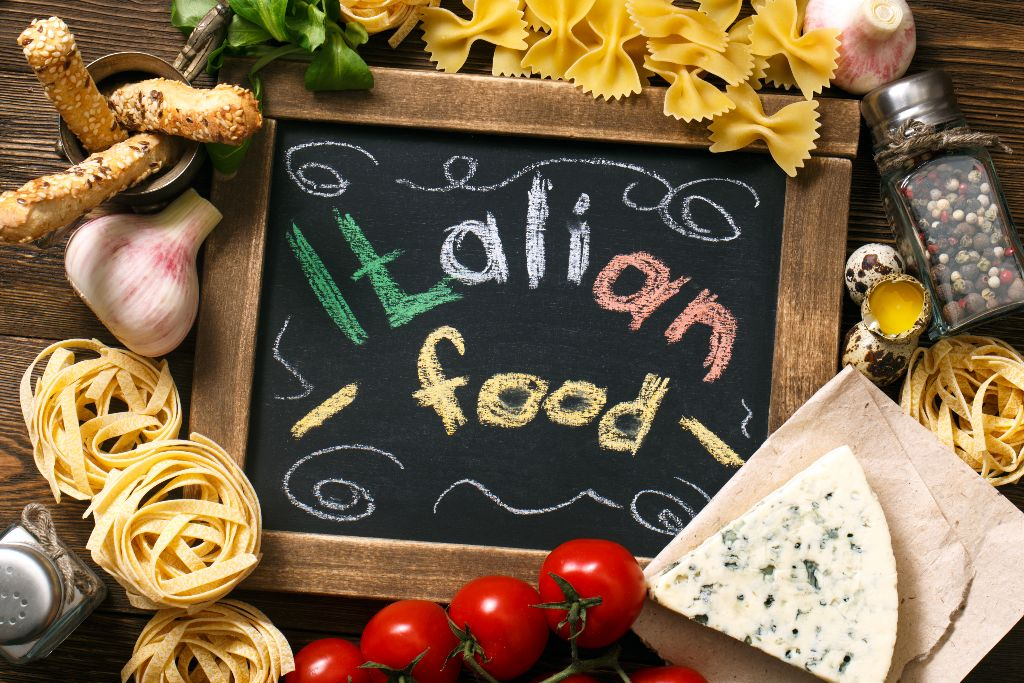 An a to z guide to italian food for Italian cuisine
