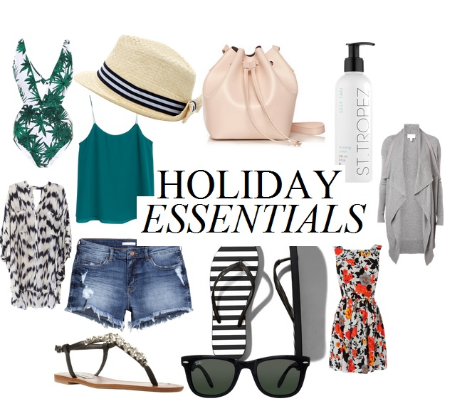 Top 5 Summer Holiday Essentials