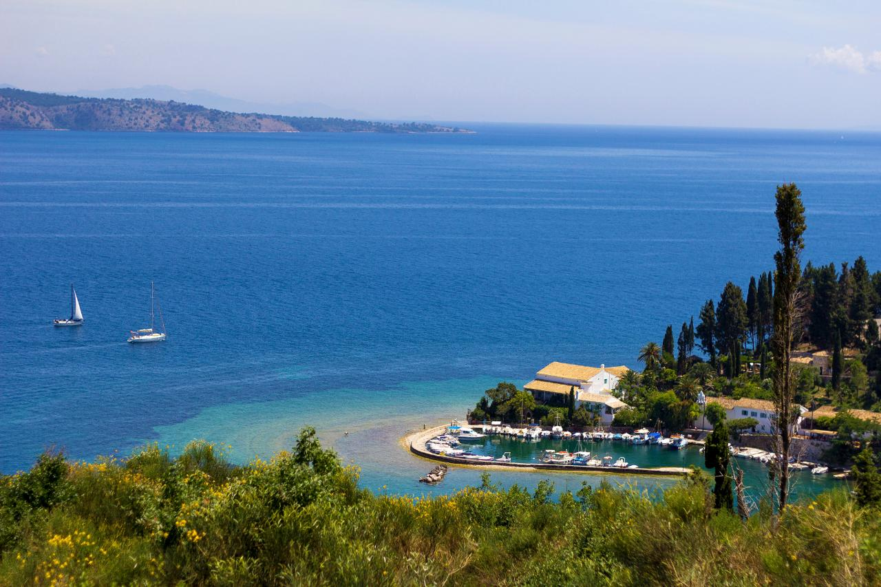 Corfu Island - Reveal Greece
