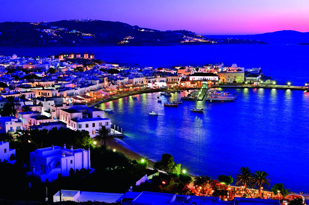 Mykonos nightlife