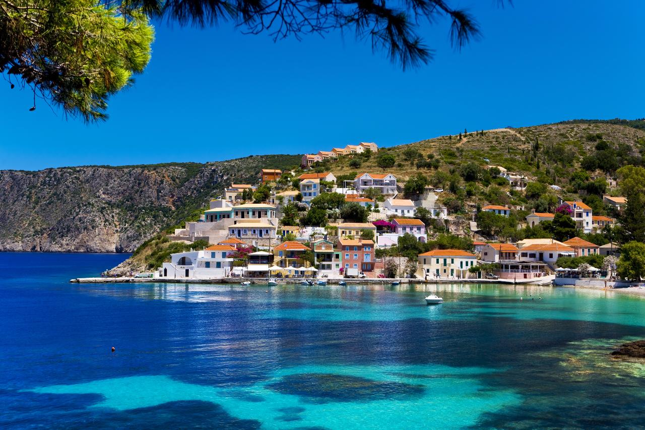Assos Village Greece