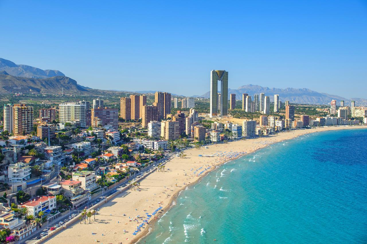 Levante Beach Benidorm 1