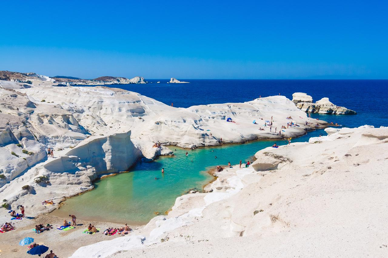 25 Greek Beaches That Will Give You Extreme Wanderlust