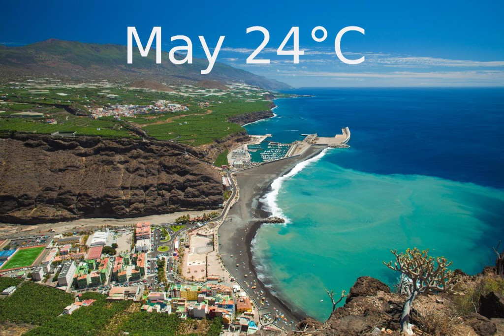 Weather In La Palma Canary Islands In September