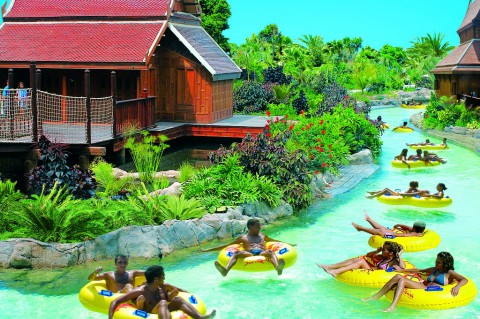 Siam Park Waterpark