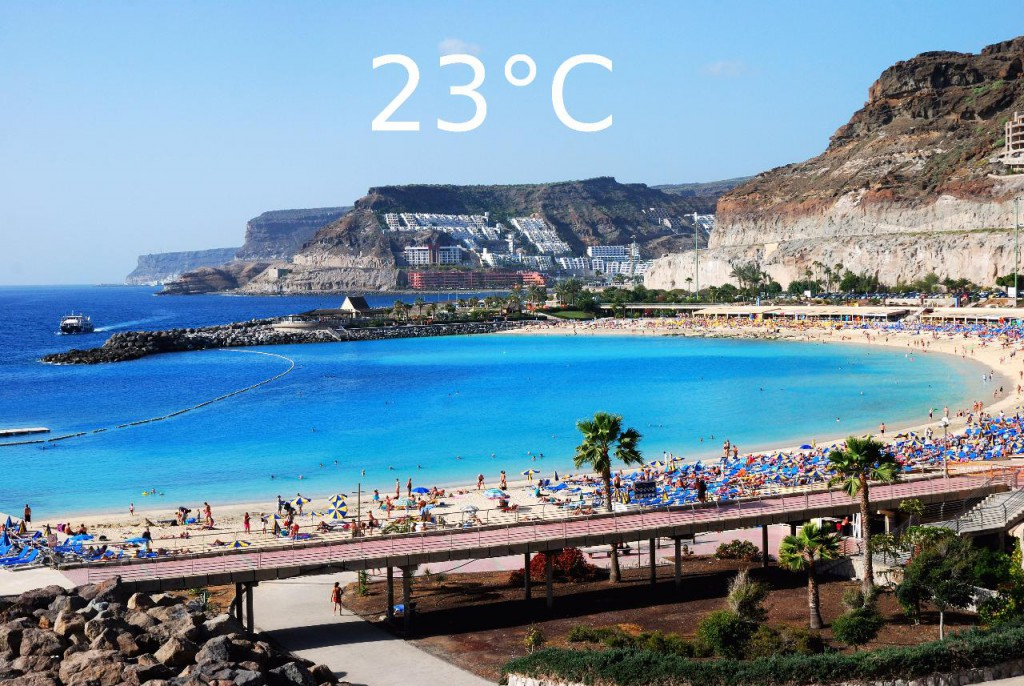 Weather In Canary Islands In January