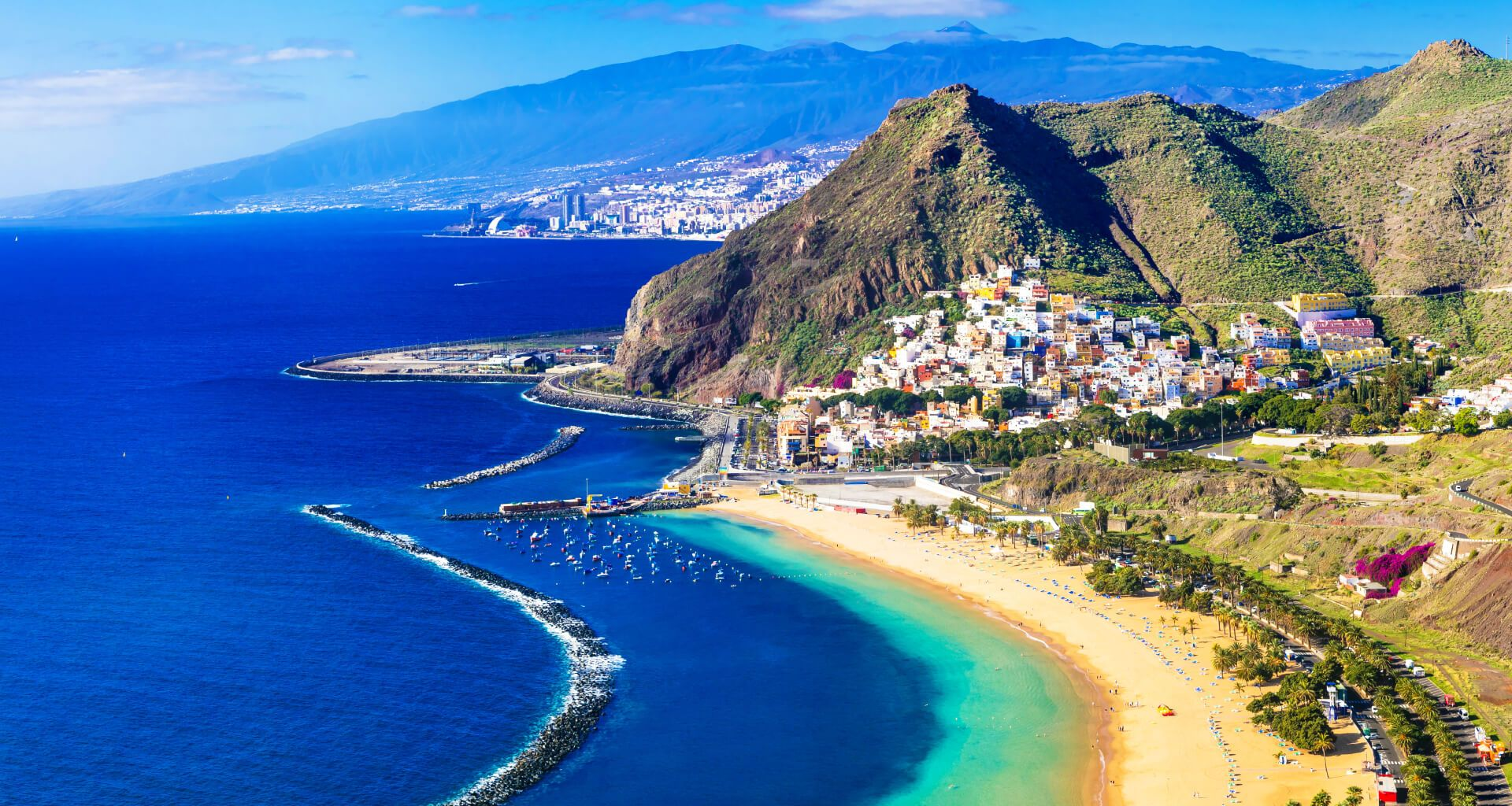 A Month by Month Guide to Tenerife's Weather