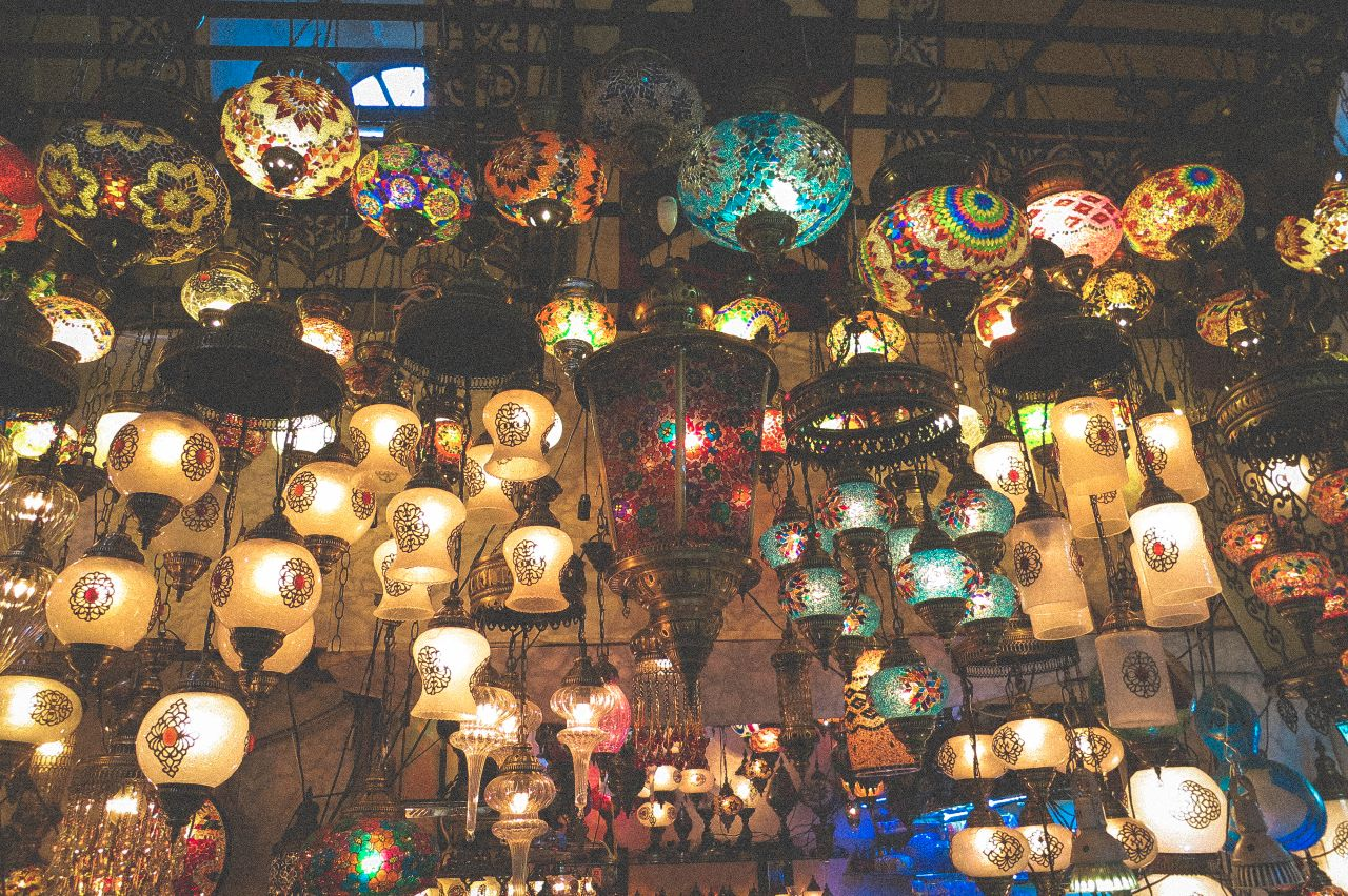 Haggle in the markets on your next Turkish holiday