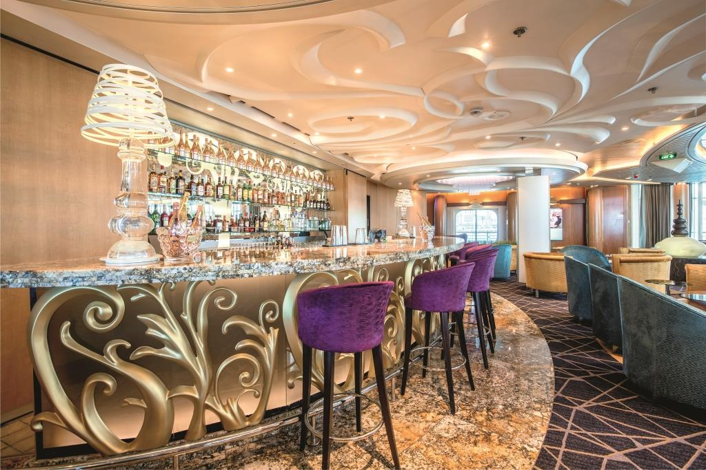 TUI Discovery, Atrium Bar - planned appearance
