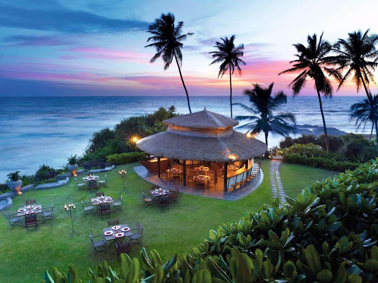 5 of Our Favourite Hotels in Sri Lanka