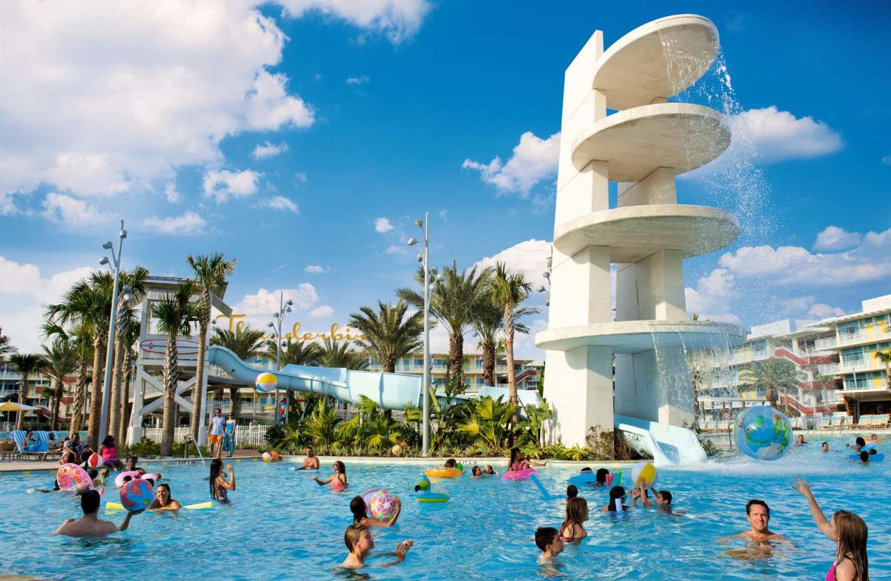 Universal Cabana Bay Beach Resort, Florida