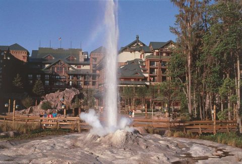 Disney's Wilderness Lodge, Florida