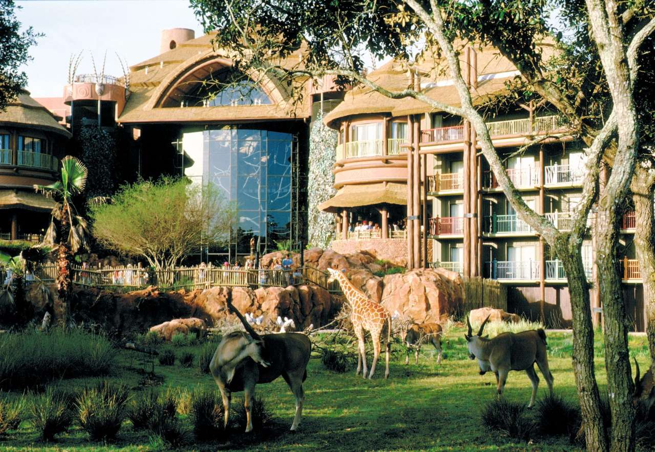 Animal Kingdom Lodge, Florida
