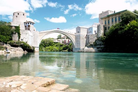 Stari Most, Mostar, Croatia