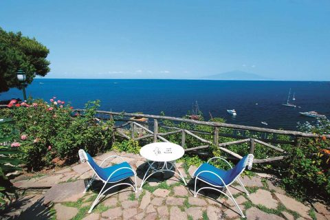 Grand Hotel Ambasciatori, Sorrento