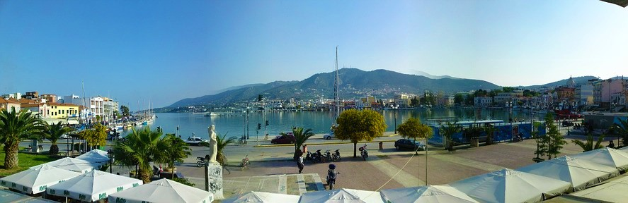 Mytilene Lesvos Greece