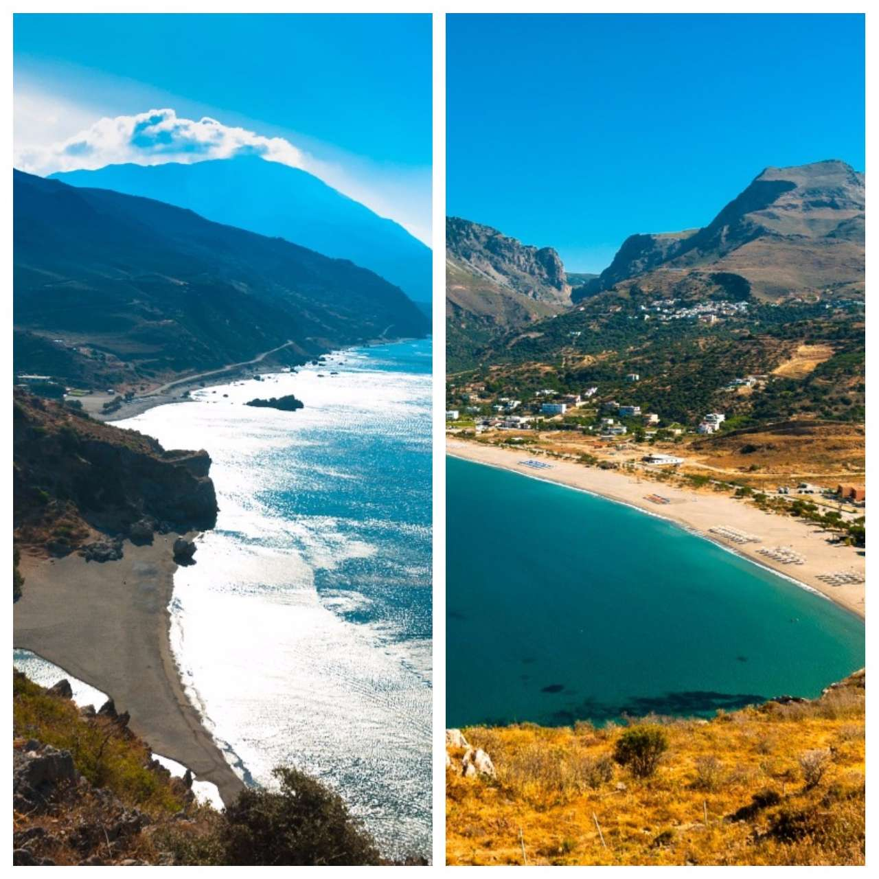 Which Side of Crete is Best For You?