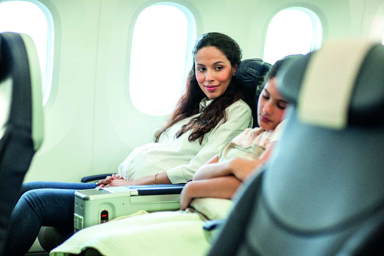 Is it Safe to Fly When You're Pregnant?