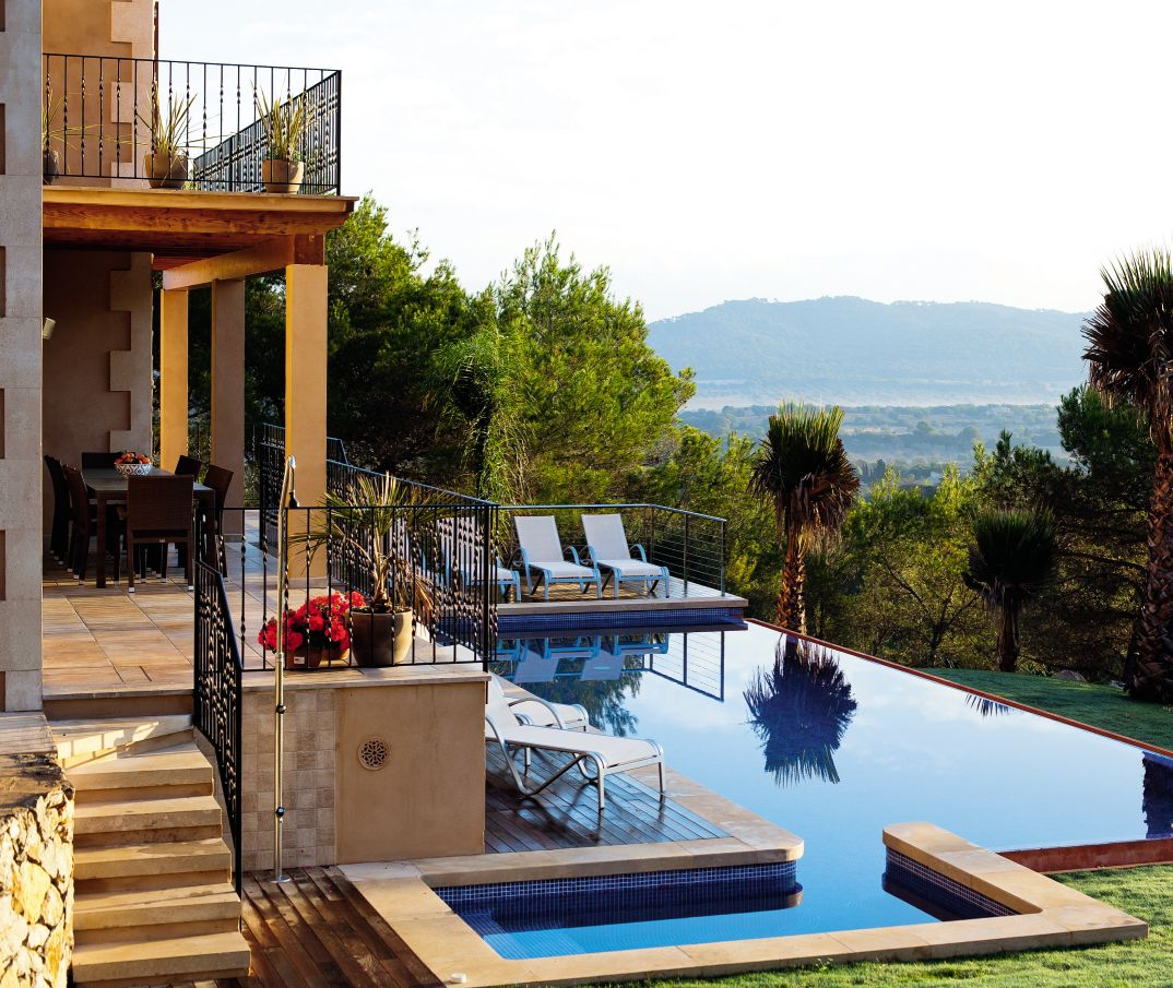 Our Pick Of The Top 5 Best Villas In World Hype Villasa Step Into Paradise With This Majorcan Villa Situated Deep Sweeping Valleys Peering Out At Twinkling Mediterranean Sea
