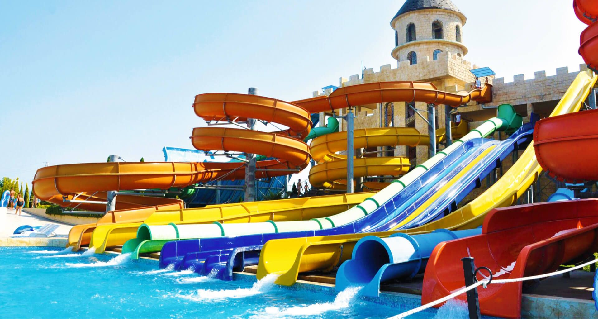 8 of the World's Best Hotels with Waterparks